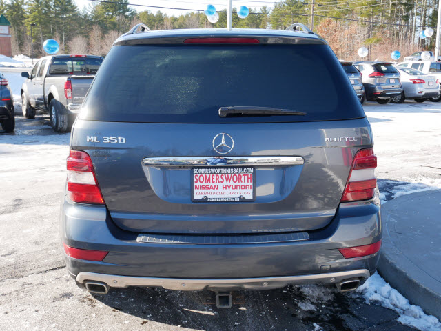 Pre-Owned 2011 Mercedes-Benz M-Class ML 350 BlueTEC®