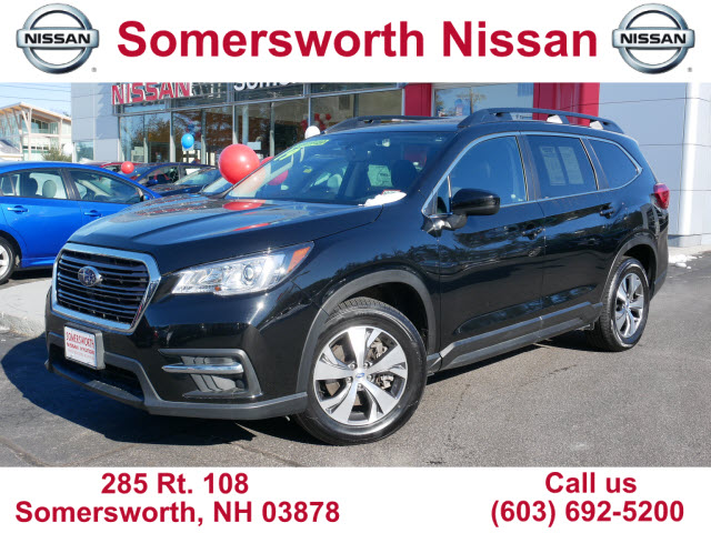 Pre-Owned 2019 Subaru Ascent Premium 8-Passenger