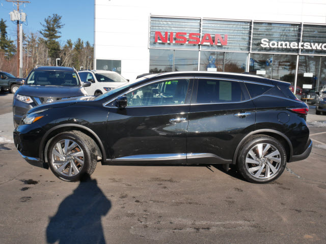 Pre-Owned 2019 Nissan Murano SL