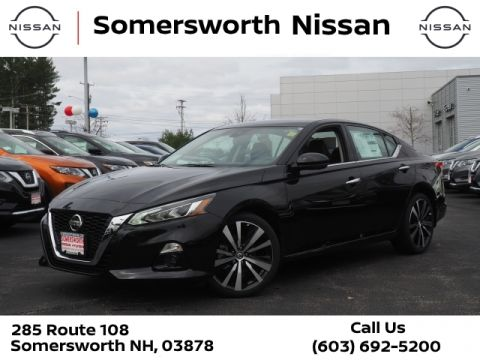 New 2020 Nissan Altima 2.5 Platinum for Sale in Somersworth, NH