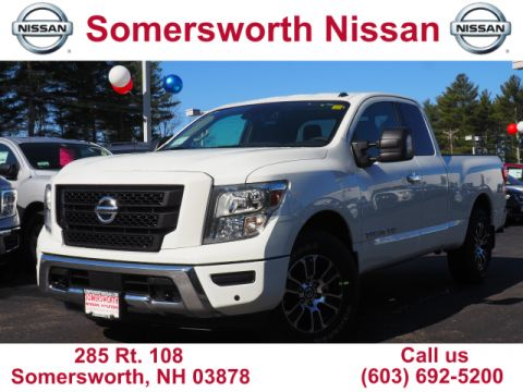 New 2020 Nissan Titan SV for Sale in Somersworth, NH
