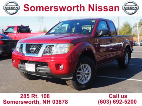 New 2019 Nissan Frontier SV