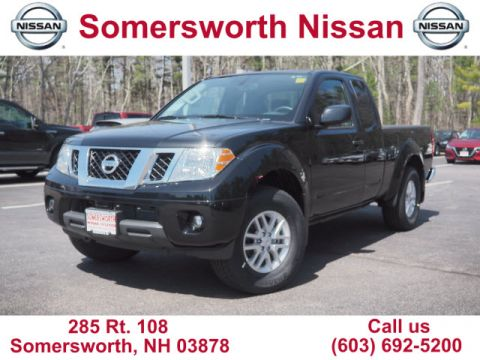 New 2019 Nissan Frontier SV for Sale in Somersworth, NH