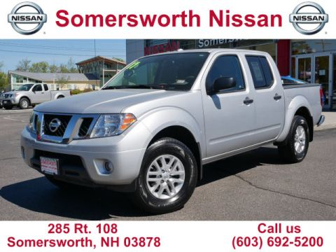 Pre-Owned 2017 Nissan Frontier SV for Sale in Somersworth, NH