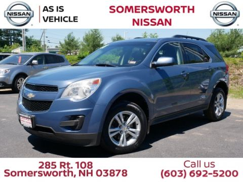 Pre-Owned 2011 Chevrolet Equinox LT for Sale in Somersworth, NH