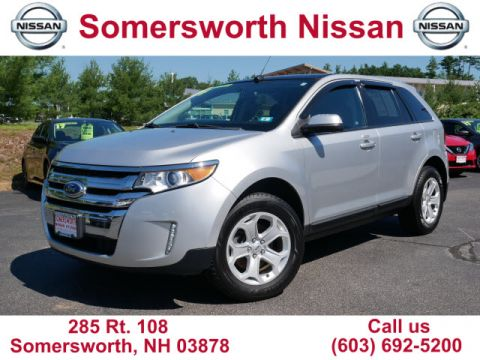 Pre-Owned 2014 Ford Edge SEL for Sale in Somersworth, NH