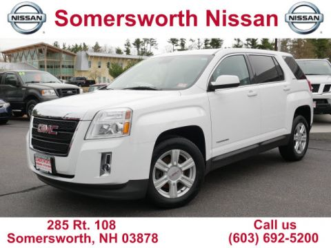 Pre-Owned 2015 GMC Terrain SLE for Sale in Somersworth, NH