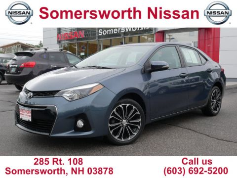 Pre-Owned 2015 Toyota Corolla S Plus for Sale in Somersworth, NH