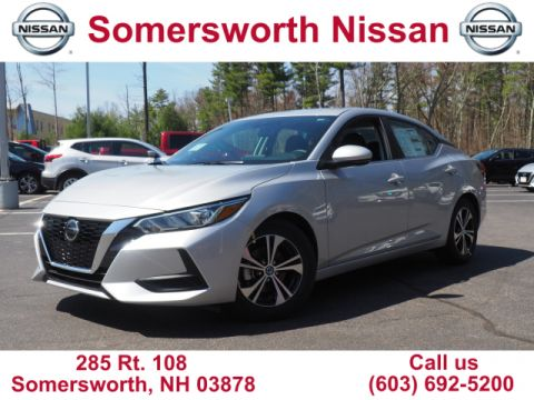 New 2020 Nissan Sentra SV for Sale in Somersworth, NH