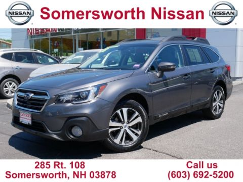Pre-Owned 2018 Subaru Outback 2.5i Limited for Sale in Somersworth, NH