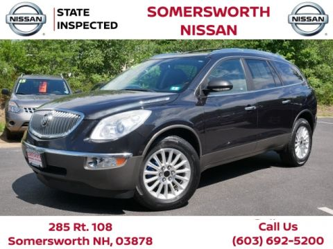 Pre-Owned 2010 Buick Enclave CXL for Sale in Somersworth, NH