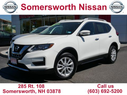 Pre-Owned 2017 Nissan Rogue SV for Sale in Somersworth, NH