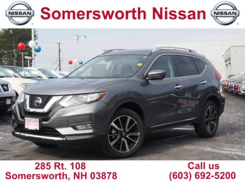 New 2020 Nissan Rogue SL for Sale in Somersworth, NH