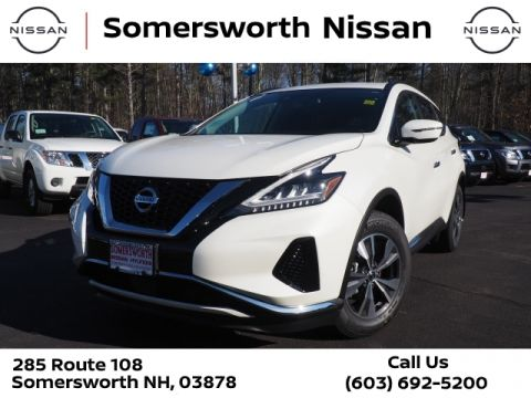 New 2020 Nissan Murano SV for Sale in Somersworth, NH