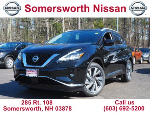 New 2020 Nissan Murano SL for Sale in Somersworth, NH