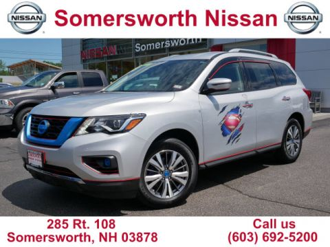 Pre-Owned 2018 Nissan Pathfinder S for Sale in Somersworth, NH