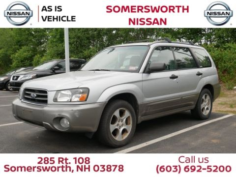 Pre-Owned 2004 Subaru Forester XS for Sale in Somersworth, NH