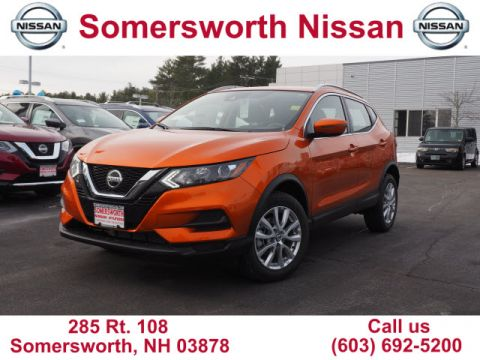 New 2020 Nissan Rogue Sport SV for Sale in Somersworth, NH