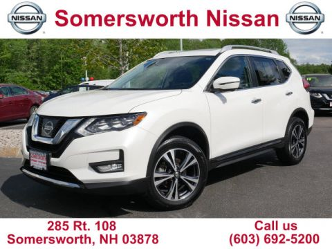 Pre-Owned 2017 Nissan Rogue SL for Sale in Somersworth, NH