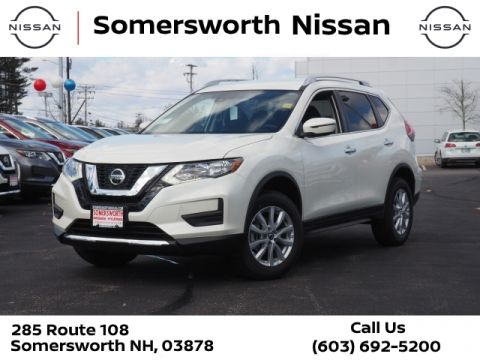 New 2020 Nissan Rogue SV for Sale in Somersworth, NH
