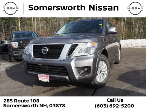 New 2020 Nissan Armada SV for Sale in Somersworth, NH