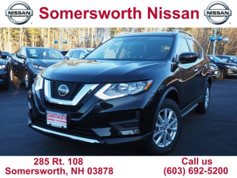New 2020 Nissan Rogue S for Sale in Somersworth, NH